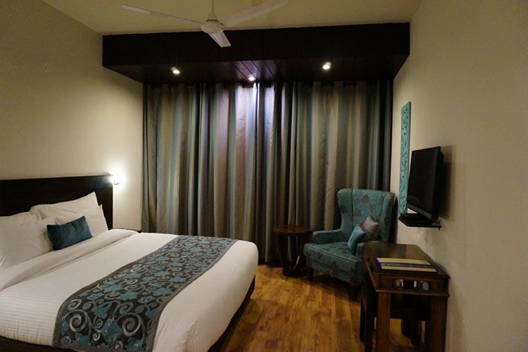 Woodsmoke Resort Shimla