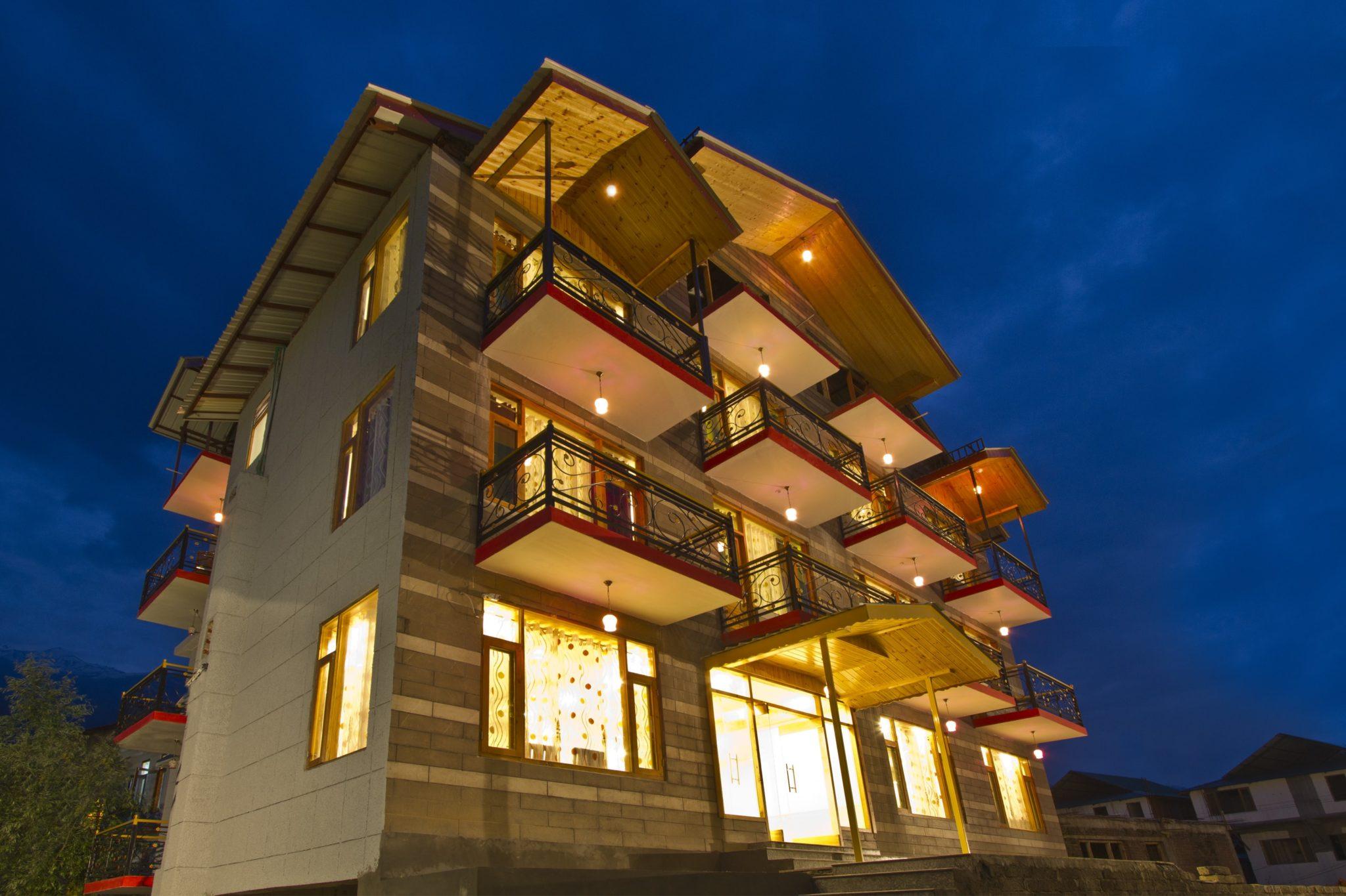 Mountain Green Villa