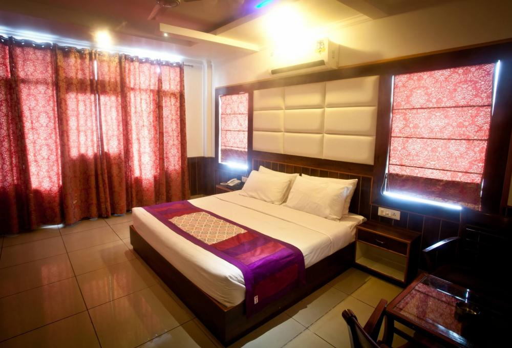 Luxury Hotel in Dharamshala