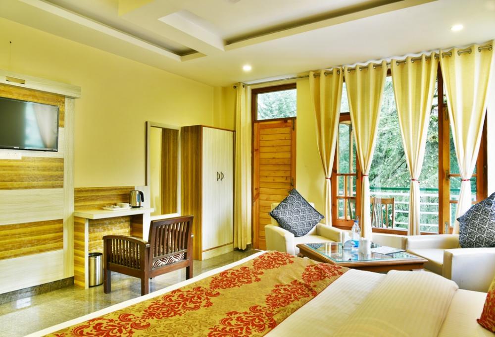 Dharamshala Hotel