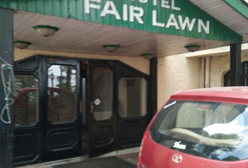 fair lawns hotel in shimla