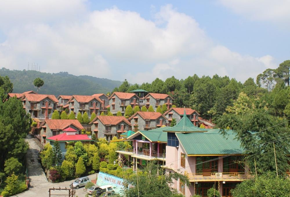 Nature Bloom Hotel & Resort Dharamshala