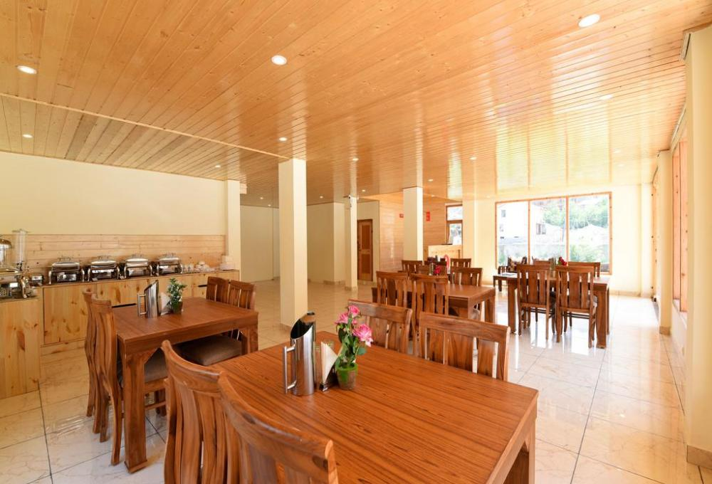 Hotel Manali Mantra Restaurant