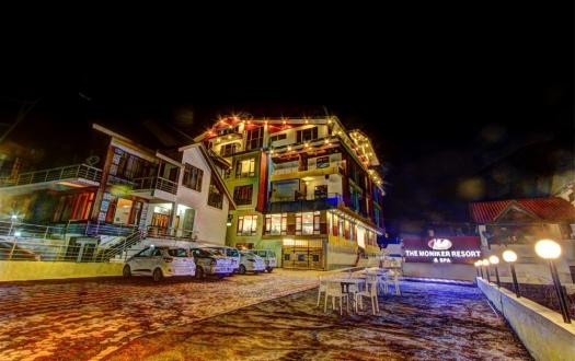 The Moniker Resort & Spa